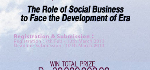 Social business essay competition